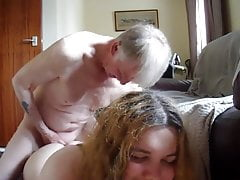 Daddy is fucking Transgender daughter
